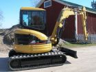 Cat 305cr, 2005 MYYTY!!